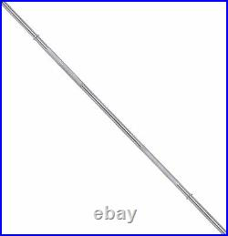 1 2 Olympic Bar for Weightlifting Lifting Barbell 5ft 6ft 7ft 700lb Capacity