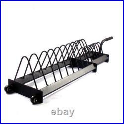 2'' Barbell Holder Stands Home Gym Bar Rack Plate Rack Weight Rack