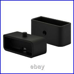 3 Front 2 Rear Lift Kit For 1997-2012 Ford Ranger 4x4 Full Black Coated Steel