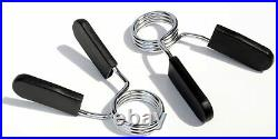 84 or 60 Standart Barbell Bar for 1 inch Weight Plates with Collars