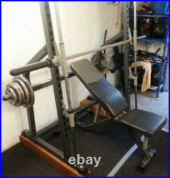 Bar For Smith Machine Marcy power rack Gym Equipment For Weigh Lifting pole