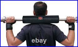 Barbell 16 Pad Weight Lifting Bodybuilding Gym Support Protection Hard Bar Pad