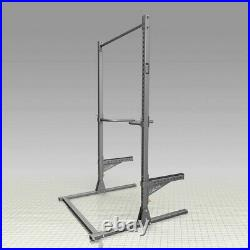 Barbell Squat Stand Power Rack Freestanding Pull Up Bar