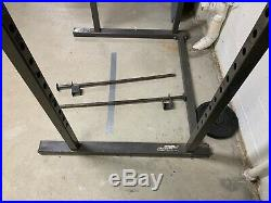 Body Smith By Parabody -Power Rack W Pull-up Bar LOCAL PICKUP ONLY