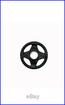 Body Solid 300lb Rubber Grip Olympic Set With 7 Bar. High Quality Brand New