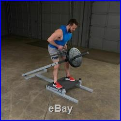 Body-Solid Pro Clublline T-Bar Row Machine STBR500 Commercial Rated Home Gym