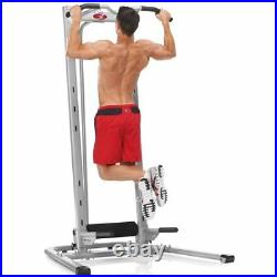 Bowflex Body Tower with E-Z Adjust Horizontal Bars and 20+ Exercises W