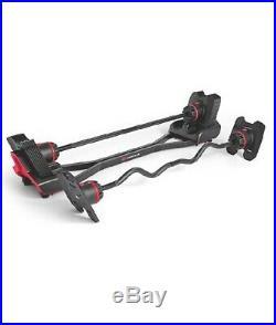 Bowflex SelectTech ST2080 Barbell Curl Bar Black PREORDER