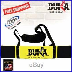 Buka Gears Arnold Weight Lifting Bodybuilding Bicep Arm Blaster Ez Bar Curl Arms