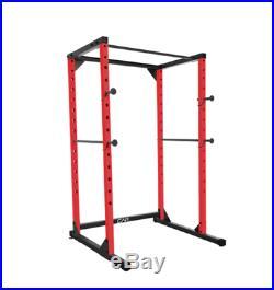 CAP Barbell Full Cage Power Rack. Squat Rack. Bench Press. Pull Up Bar