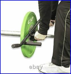 CAP Barbell Multi-Grip T-Bar Row Landmine Attachment for 1 & 2 Inch Bars, Steel