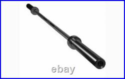 CAP Olympic Barbell 7ft Weight Lifting Bar
