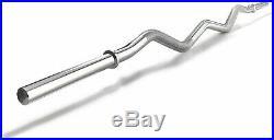 Champion Barbell E-Z Curl Bar, Chrome (47 x 1-inch)