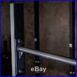 Commercial Squat Rack with Pullup Bar / 1,000lb Weight Capacity / Weight Lifting