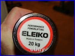 ELEIKO Performance Power-Bar