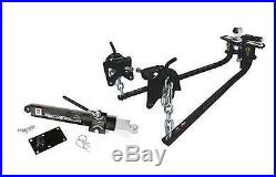 Eaz Lift 48058 Weight Distribution Hitch Round Bar 1000 Lbs Tongue Weight