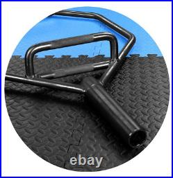Everyday Essentials Olympic 2-Inch Hex Weight Lifting Trap Bar, 1000-Pound Capac