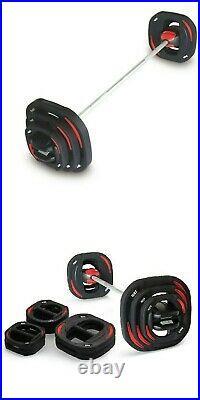 FAST Shipping 20kg Smartbar/barbell set, bodypump, grit, bar, quick change