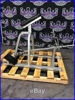 Flex Fitness/Star Trac Chest Supported Multi Grip T Bar Row- BUYER PAYS SHIPPING