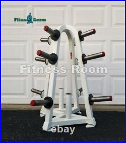 Flex Fitness / Star Trac Olympic Weight Tree Bar Storage SHIPPING NOT INCLUDED