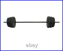 Golds Gym Weight Set 100 Lbs with BAR and WEIGHTS BRAND NEW Weight bar bench