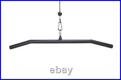 LPG Muscle Hog Legs 1-3/4 Fat 60 inch Lat Bar Cable Machine Attachment