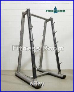 Life Fitness Signature Series Barbell Rack / Bar Storage Shipping Not Included