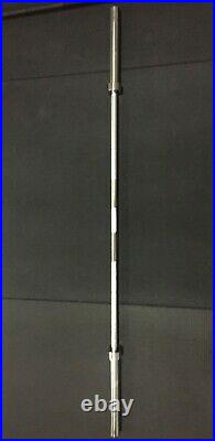 New CAP 7' Solid Olympic Barbell 500 lb OB-85 CrossFit Weight Bar SHIPS TODAY