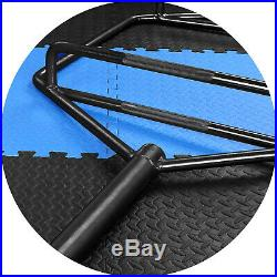 New Olympic 2-Inch Hex Weight Lifting Trap Bar, 1000-Pound Capacity Open Back