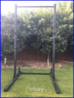 New Squat Rack, Power Cage, Pull Up Bar, Bench Press, In Stock Same Day Shipping