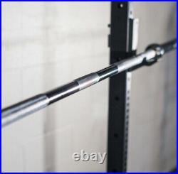 New Titan Fitness 7 Foot 45 Lb 2 Olympic Bar Barbell, Iike Rogue, In Stock