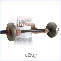 Oly Fat Curl Bar 2 Diameter Develop an Iron Grip