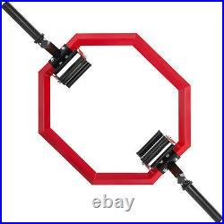 Olympic Bar 56'' Deadlift Squat Trap Bar 772 lb Power Weight Lifting Steel Hex