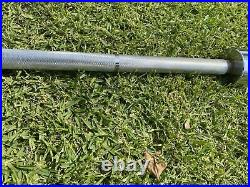 Olympic Barbell, 7 Ft Bar, 45 lbs Pounds, 700lb Capacity