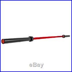 Olympic Barbell Bar 1500LBS Bench Press Bar Chrome Weight Bar Powerlifting 86