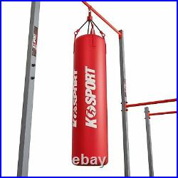 Outdoor Gym Calisthenics & CrossFit station Pull up bar and dipping bars SET