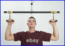 PULL FORCE'Freestyle' Lat Pull Down Bar FAT