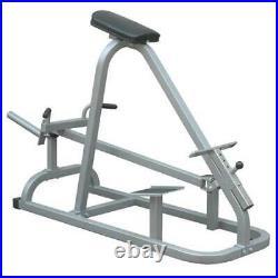 Plate Loaded Back Row Machine T Bar Row Gym Quality Strength Training