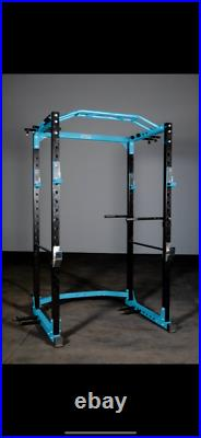Power Rack Squat Rack Home Gym Dip Bars Body Weightlifting Exercise Fitness
