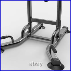 Power Tower Stand Pull Up Dip Station Push Up Abs Chin Bar Fitness for Home GYM