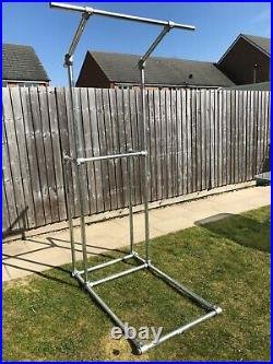 Pull Up Station Pull Up bar Calisthenics & Body-weight Equipment