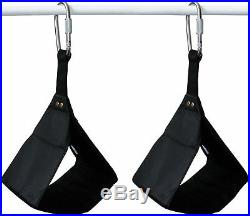 RDX Ab-Crunch Sling AB Strap Weight Lifting Door Hanging Gym Chinning Bar US