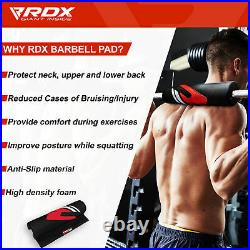 RDX Barbell Squat Pad Bar Cover Weight Lifting Neck Shoulder Support Training CA