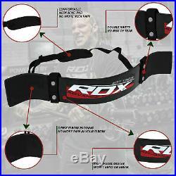 RDX Bicep Isolator Arm Blaster Bombe Barbell Bar Weight Lifting Straps Training