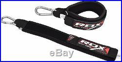 RDX Gel Ankle Strap Bar Leg Stretcher Stretching Martial Arts Stretch Gym Hook A