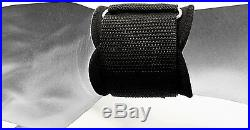 RDX Strength Gym Straps Wrist Support Glove Leather Weight Lifting Training Bar