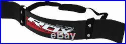 RDX Weight Lifting Arm Blaster Curl Bicep Isolator Bar Bomber Gym Bodybuilding A