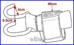 RDX Weight Lifting Hook Wrist Straps Powerlifting Gym Wrap Hand Bar Grip Support