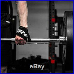 RDX Wrist Weight Lifting Training Gym Straps Support Power Wrist Brace Bar CA