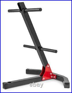 Rack for 200 Kg Plates & Bar Weights Storage Rack Stand Holder Home Weight